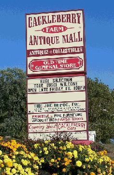 Cackleberry Farm Antique Mall Pennsylvania Lancaster